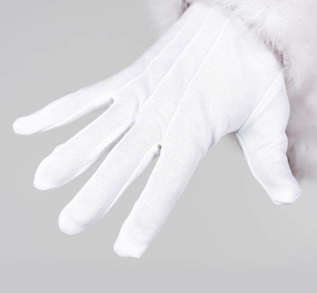 costume gant noel