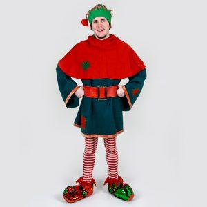Costume Noel lutin