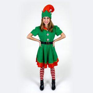 Costume Noel lutine