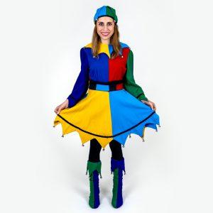 Costume lutine noel