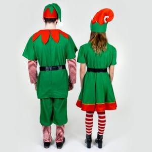 Costume Noel lutins