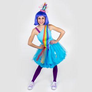 Costume couleur noel