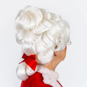 costume perruque noel