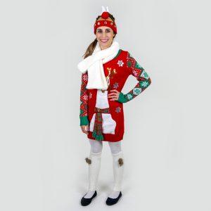 Costume renne noel
