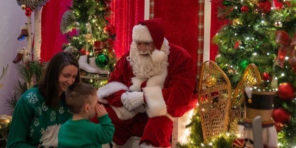 Forfait fantastique avec le Père Noël, en présentiel, pour les entreprises