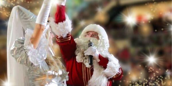 Forfait scintillant avec le Père Noël, en présentiel, pour les entreprises